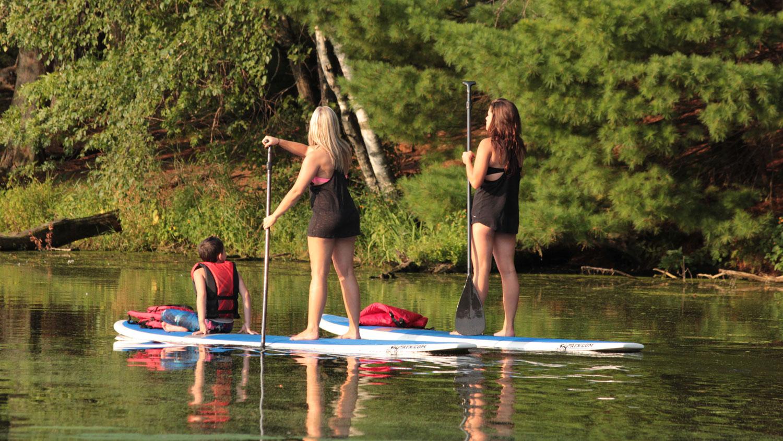 Paddle Board Mirror Lake Boat Rentals